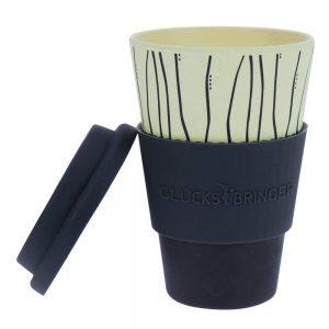 tazas bambu te cafe