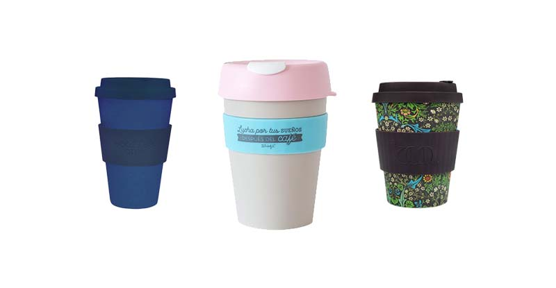 vasos cafe reutilizables