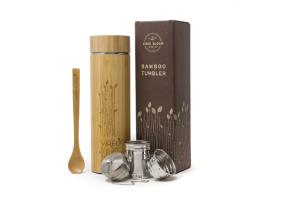 termo de bambú