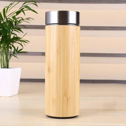 comprar termo infusor de bambu