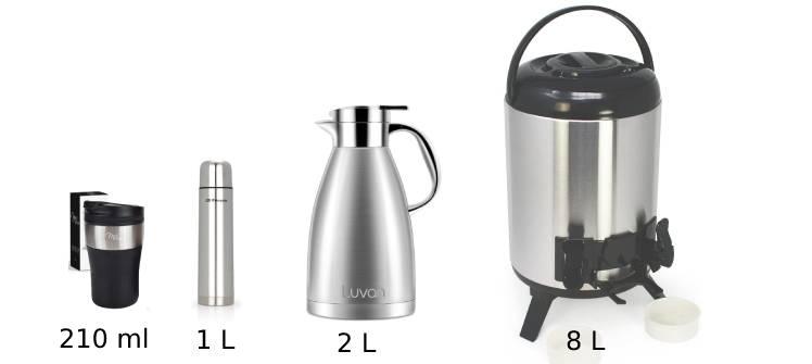 termo café 3L