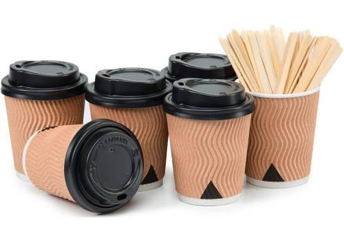 vaso cafe desechable ecologico